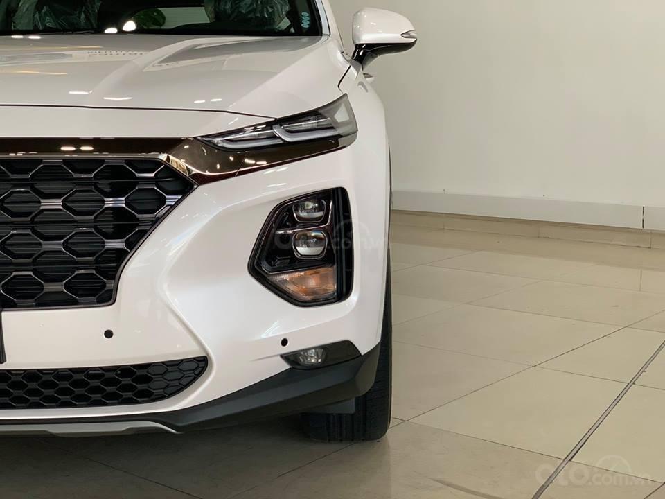 Hyundai Santa Fe mới 2019 - Chỉ 340tr nhận xe ngay - Giảm ngay tiền mặt và tặng vô số phụ kiện (6)