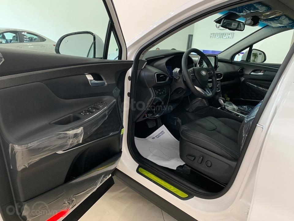 Hyundai Santa Fe mới 2019 - Chỉ 340tr nhận xe ngay - Giảm ngay tiền mặt và tặng vô số phụ kiện (4)