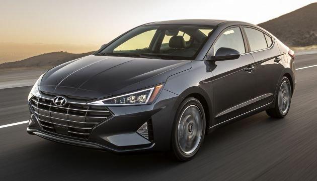 Hyundai Elantra 2020.