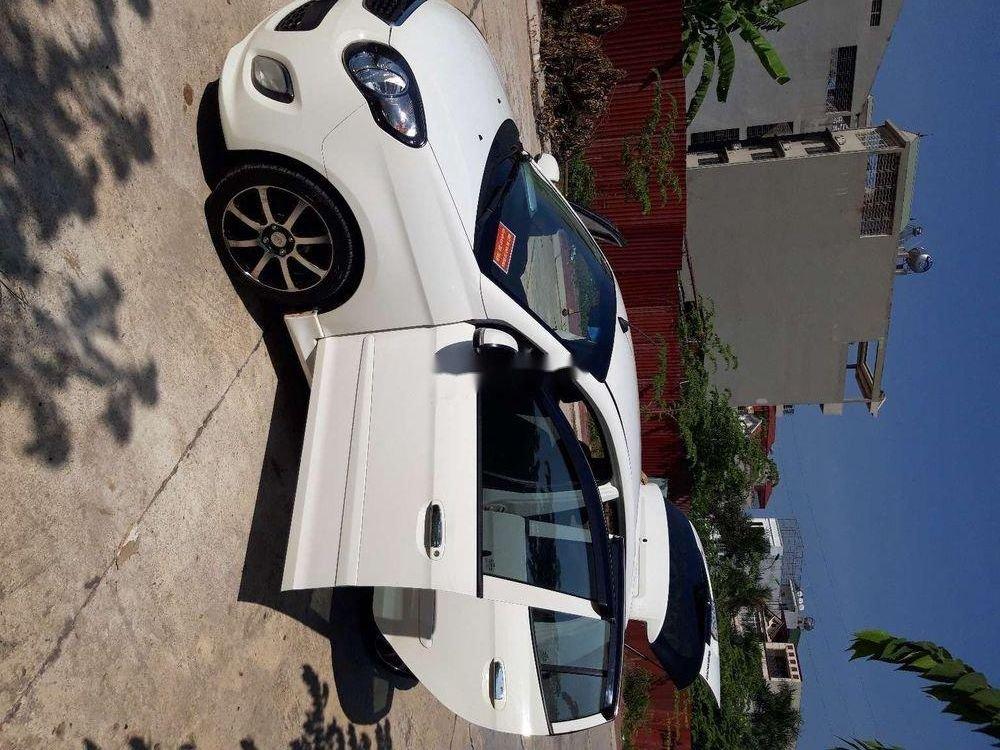 Cần bán lại xe Kia Morning năm sản xuất 2011, màu trắng chính chủ, giá 225tr, xe nguyên bản (3)