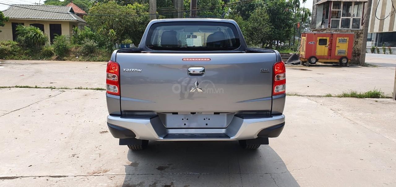 Mitsubishi triton GLX giao ngay xám, bạc, đen. Khuyến mại siêu hấp dẫn (2)
