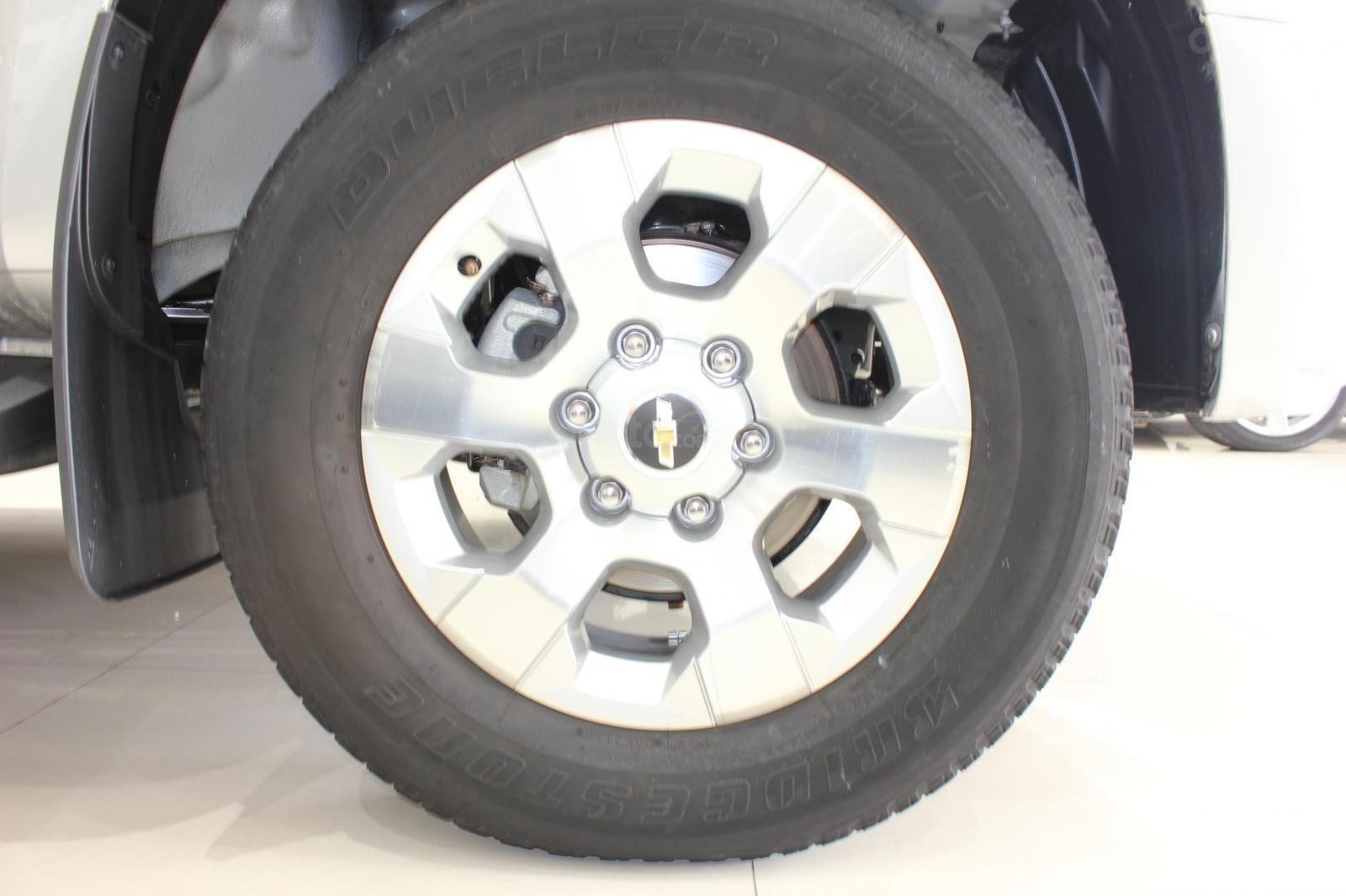 Cần bán xe Chevrolet TrailblazerLT 2.5AT 2018, máy dầu, xe nhập nguyên chiếc Thái Lan, giá thương lượng (16)
