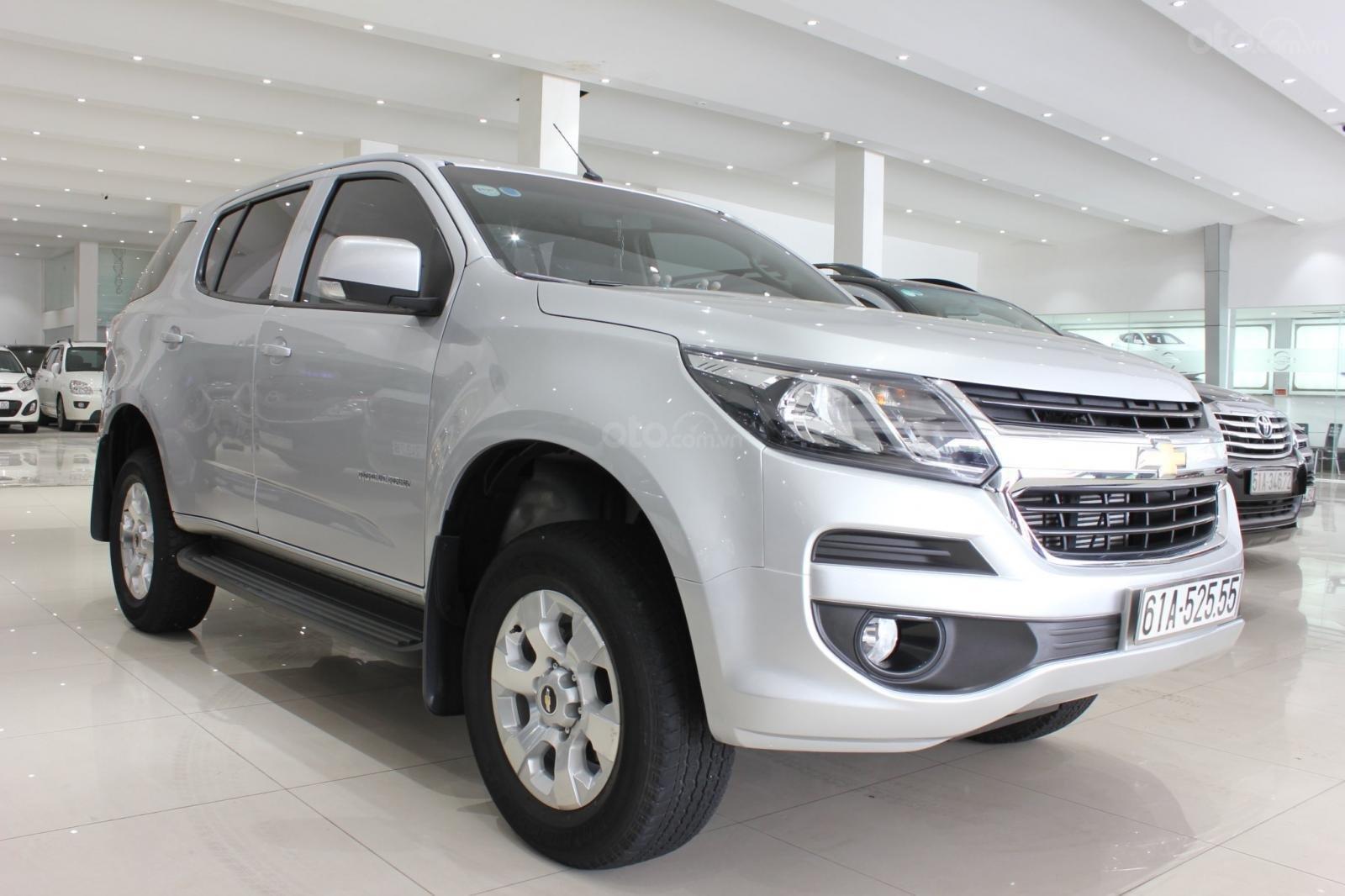 Cần bán xe Chevrolet TrailblazerLT 2.5AT 2018, máy dầu, xe nhập nguyên chiếc Thái Lan, giá thương lượng (5)