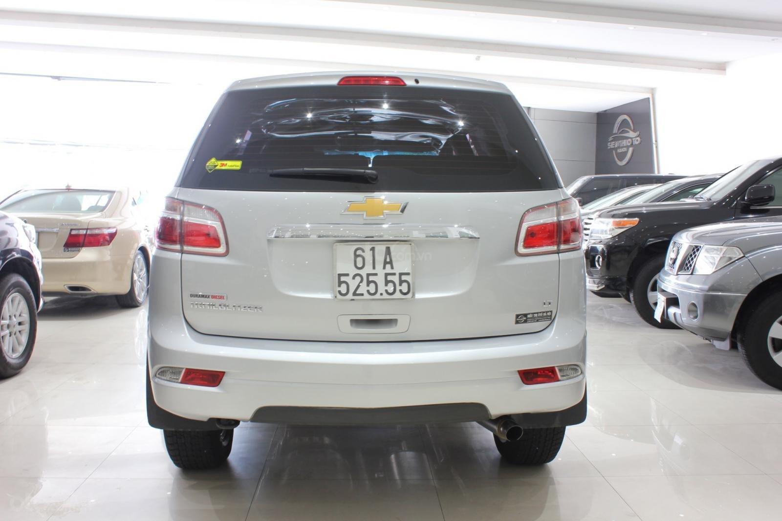 Cần bán xe Chevrolet TrailblazerLT 2.5AT 2018, máy dầu, xe nhập nguyên chiếc Thái Lan, giá thương lượng (3)