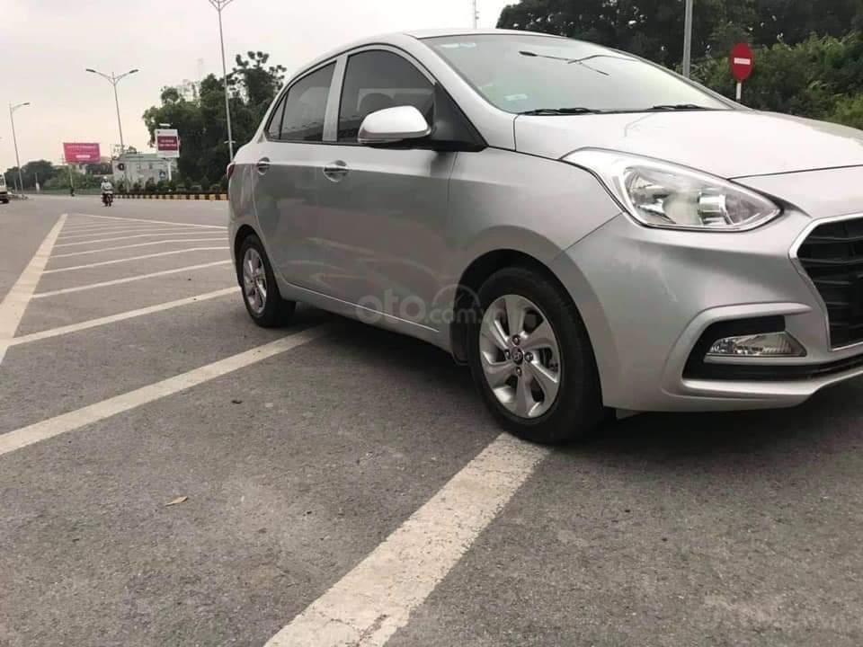 Bán i10 đời 2018 xe tư nhân một chủ từ mới, xe không dịch vụ ngày nào, bao check hãng toàn quốc (1)