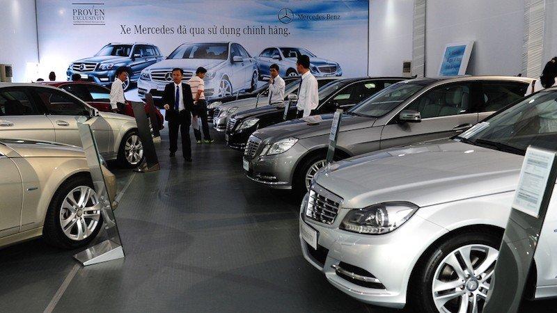 Thị trường ô tô cũ mùa mua sắm cuối năm có gì nổi bật?.