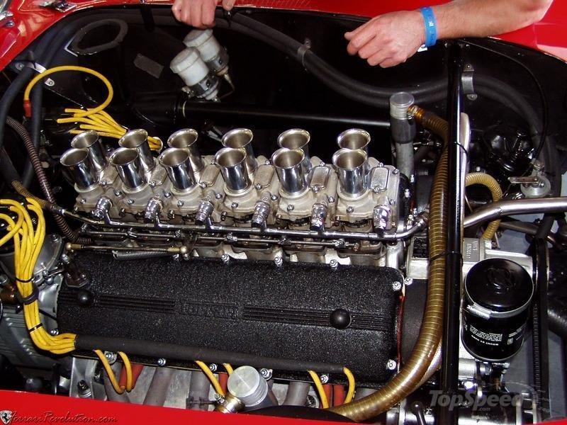 Ferrari Colombo Tipo 168/62 V12 – Ferrari 250 GTO.