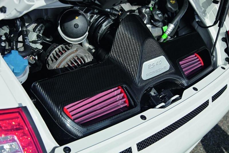 Porche Mezger 4,0L sáu xi lanh nằm ngang – Porshe 911 997.2 GT RS 4.0.