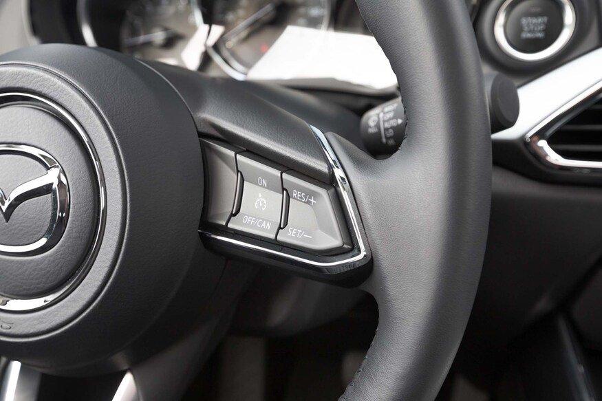 Trang bị an toàn là trang bị tiêu chuẩn trên Mazda CX-9 2020.