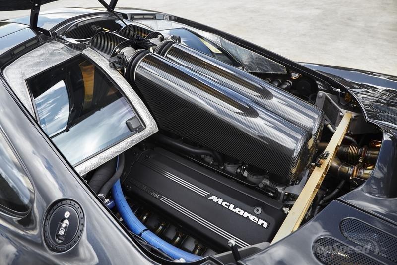 BMW S70/2 V12 – McLaren F1.