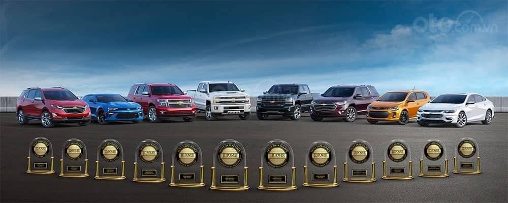 Chevrolet dừng bán xe, thất thế trước áp lực cạnh tranh cao