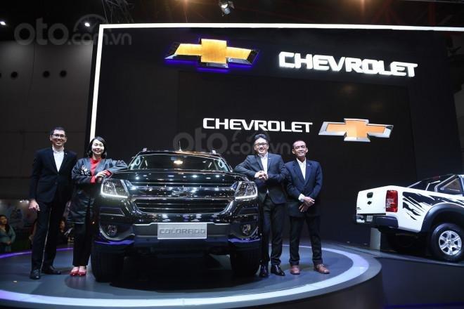 Chevrolet dừng bán xe ở Indonesia sau khi khai tử 1 số mẫu ở Việt Nam
