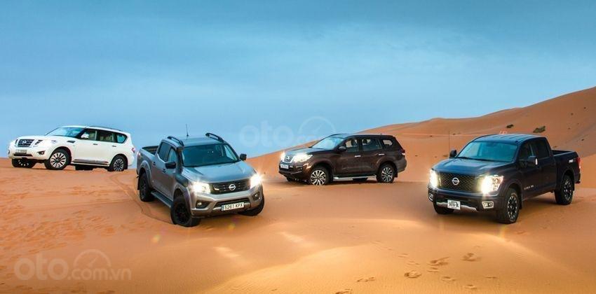 Nissan Navara và Nissan Terra sẽ có phiên bản điện hóa