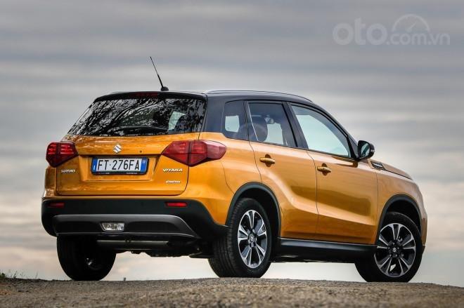 Suzuki Vitara 2020 sở hữu sức mạnh quen thuộc