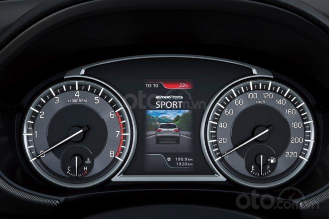 Suzuki Vitara 2020 tích hợp công nghệ ô tô tiên tiến