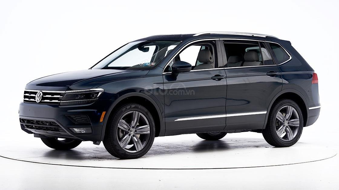 Volkswagen Tiguan 2019 đạt đánh giá an toàn cao nhất từ IIHS