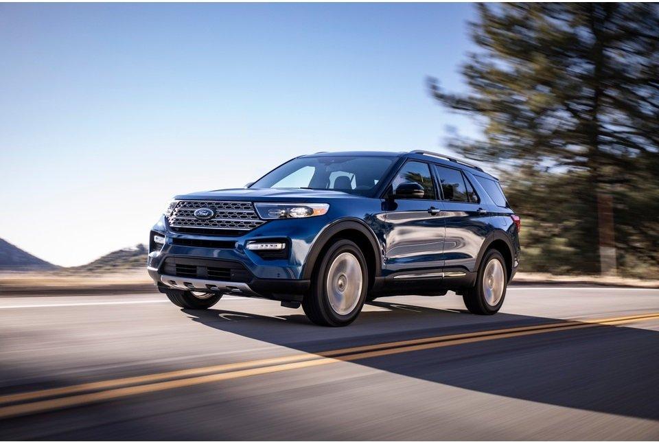 Ford Explorer 2019 là phiên bản hoàn chỉnh nhất
