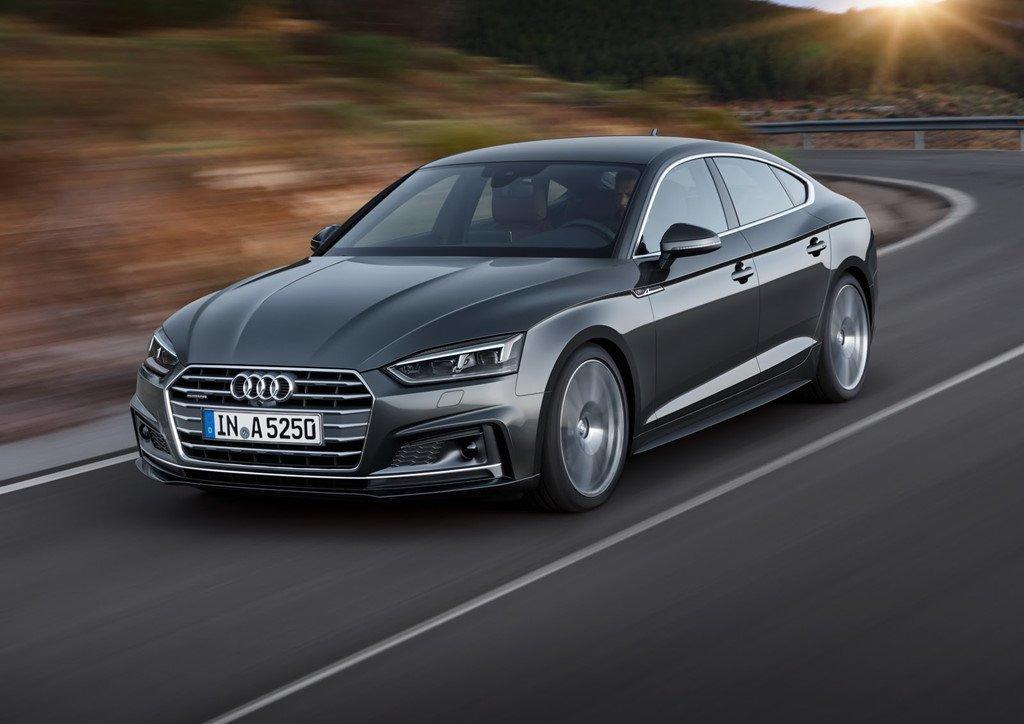Ngoại thất Audi A5