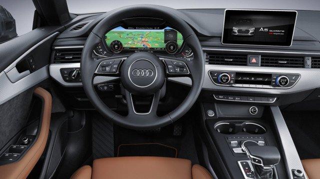 Nội thất Audi A5