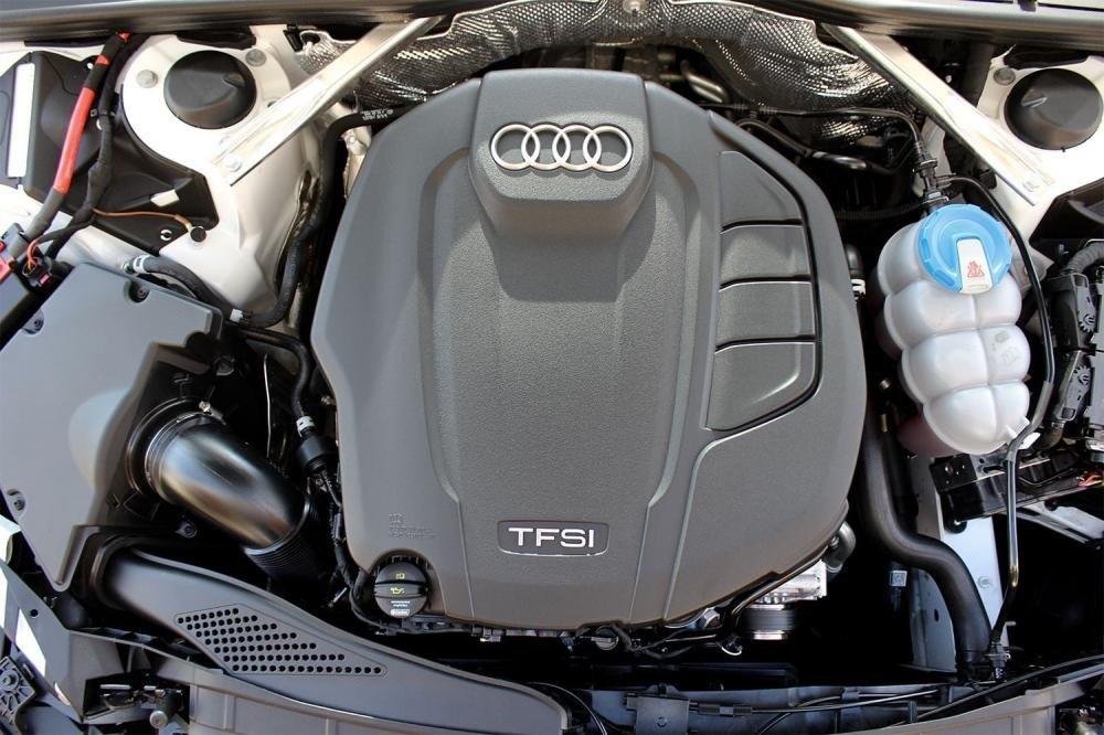 Động cơ vận hành Audi A5