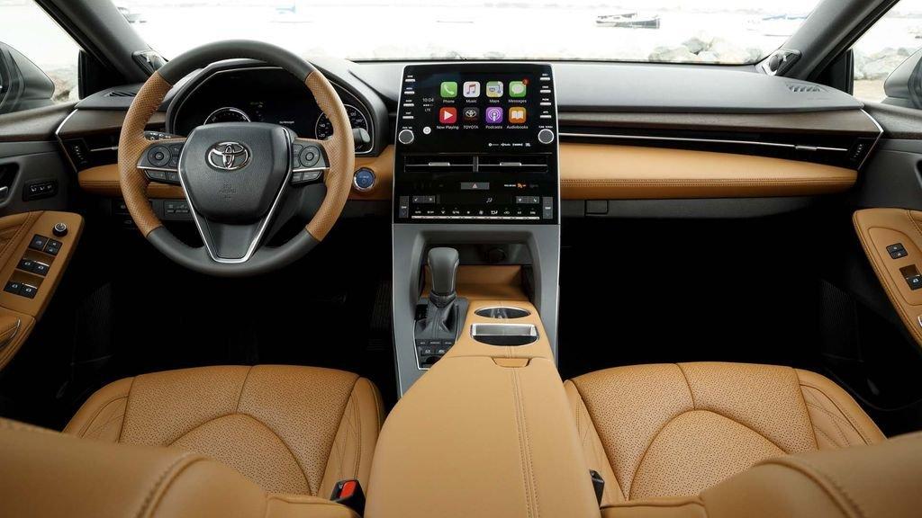 Nội thất Toyota Avalon
