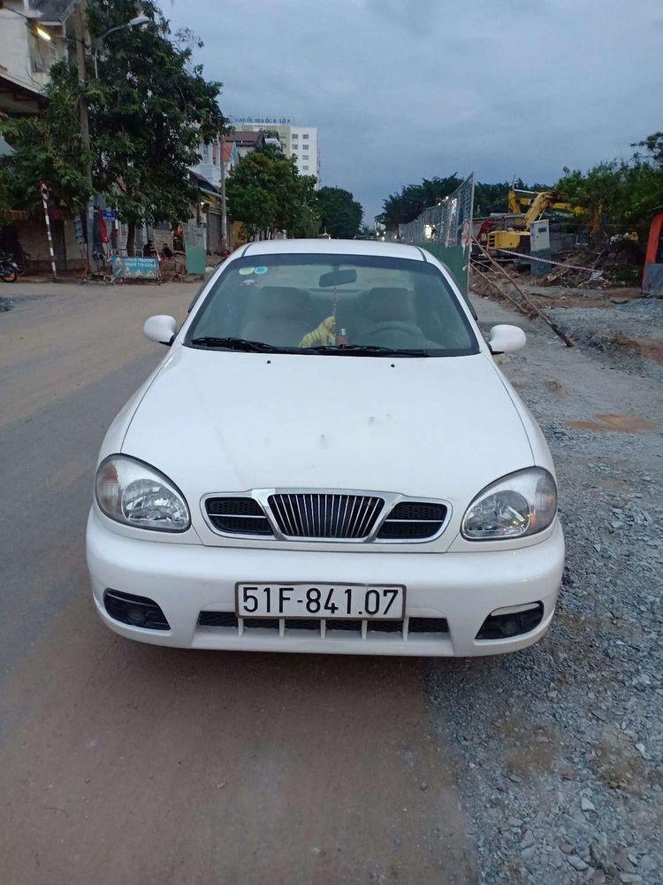 Cần bán Daewoo Lanos đời 2002 giá cạnh tranh, xe nguyên bản (7)