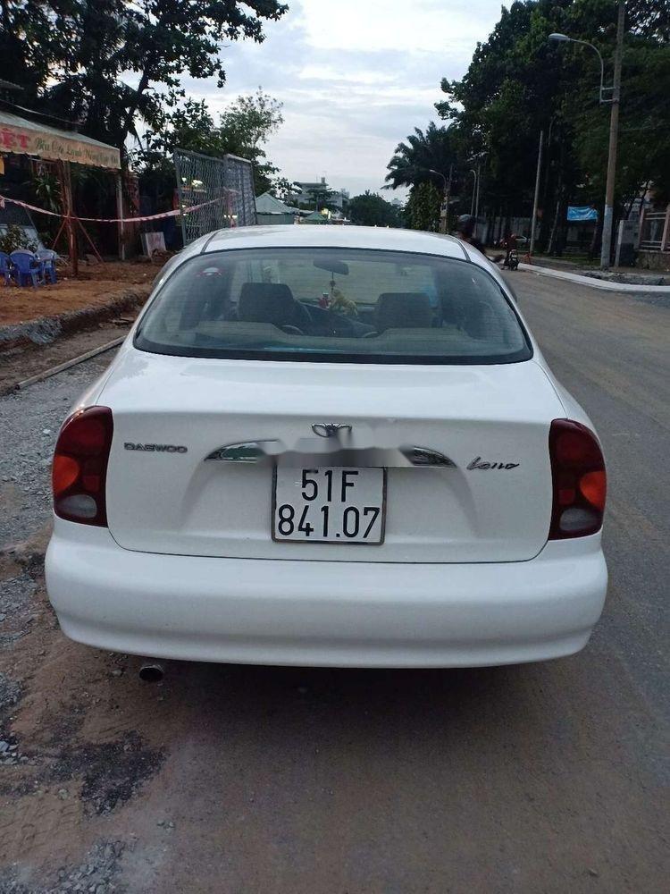 Cần bán Daewoo Lanos đời 2002 giá cạnh tranh, xe nguyên bản (4)