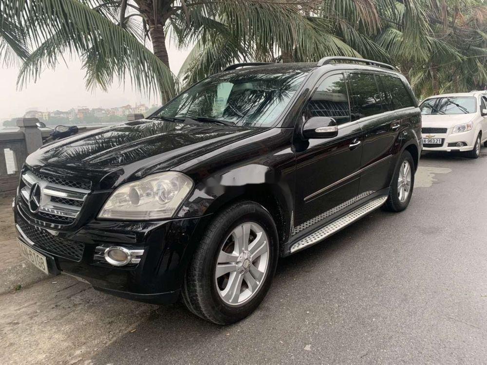 Cần bán Mercedes đời 2008, màu đen, nhập khẩu chính chủ, 720tr, xe nguyên bản (5)