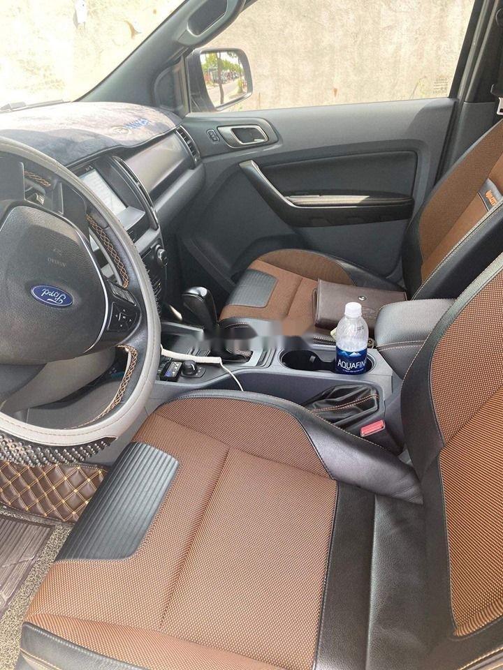 Bán xe Ford Ranger năm 2018, màu xám, nhập khẩu, xe gia đình, 769 triệu (3)