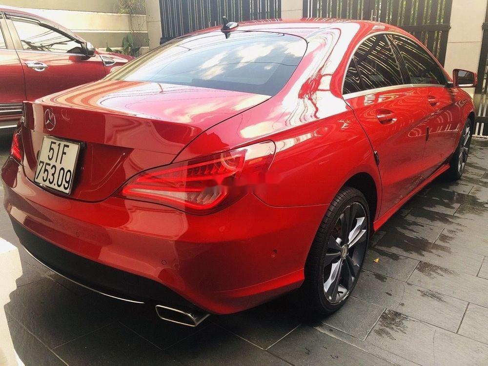 Cần bán Mercedes năm sản xuất 2016, màu đỏ chính chủ, giá tốt, xe nguyên bản (3)