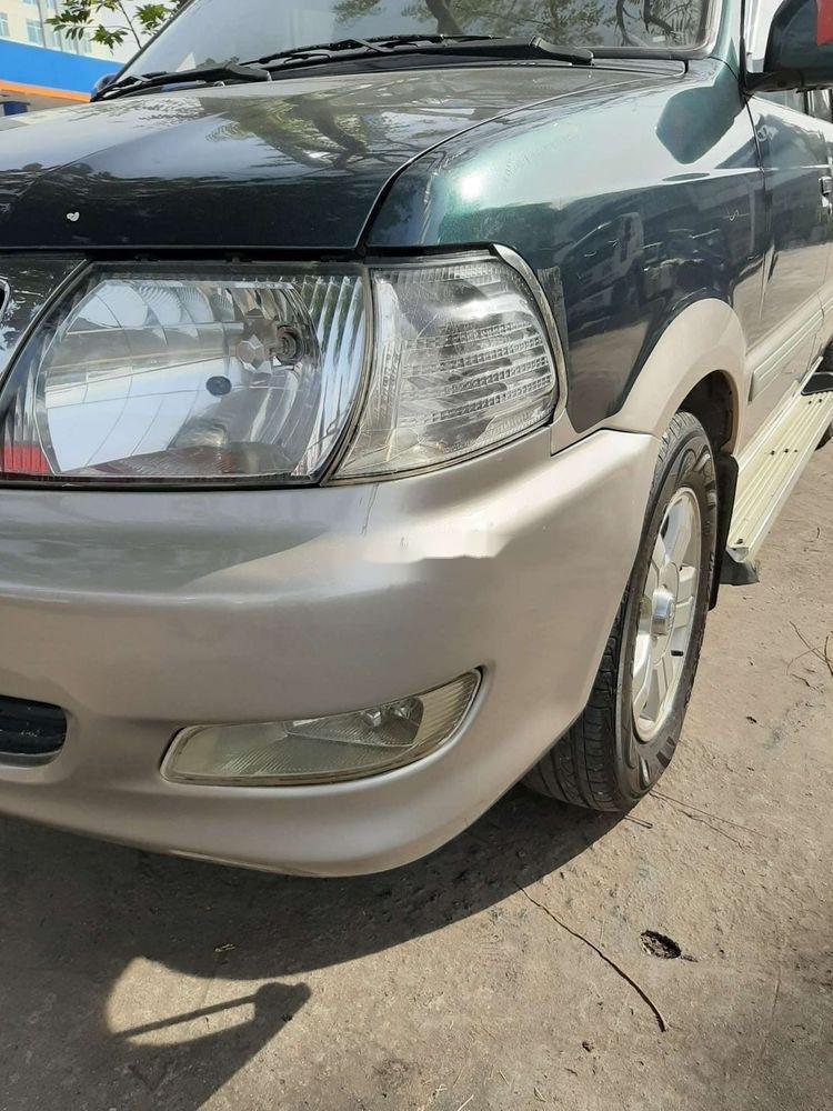 Cần bán lại xe Toyota Zace năm sản xuất 2005, giá tốt (4)
