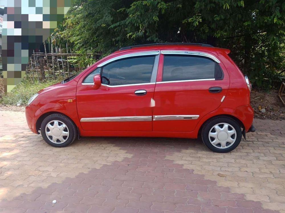 Cần bán xe Chevrolet Spark Bán 2009 xe chính chủ năm sản xuất 2009, xe nguyên bản (3)
