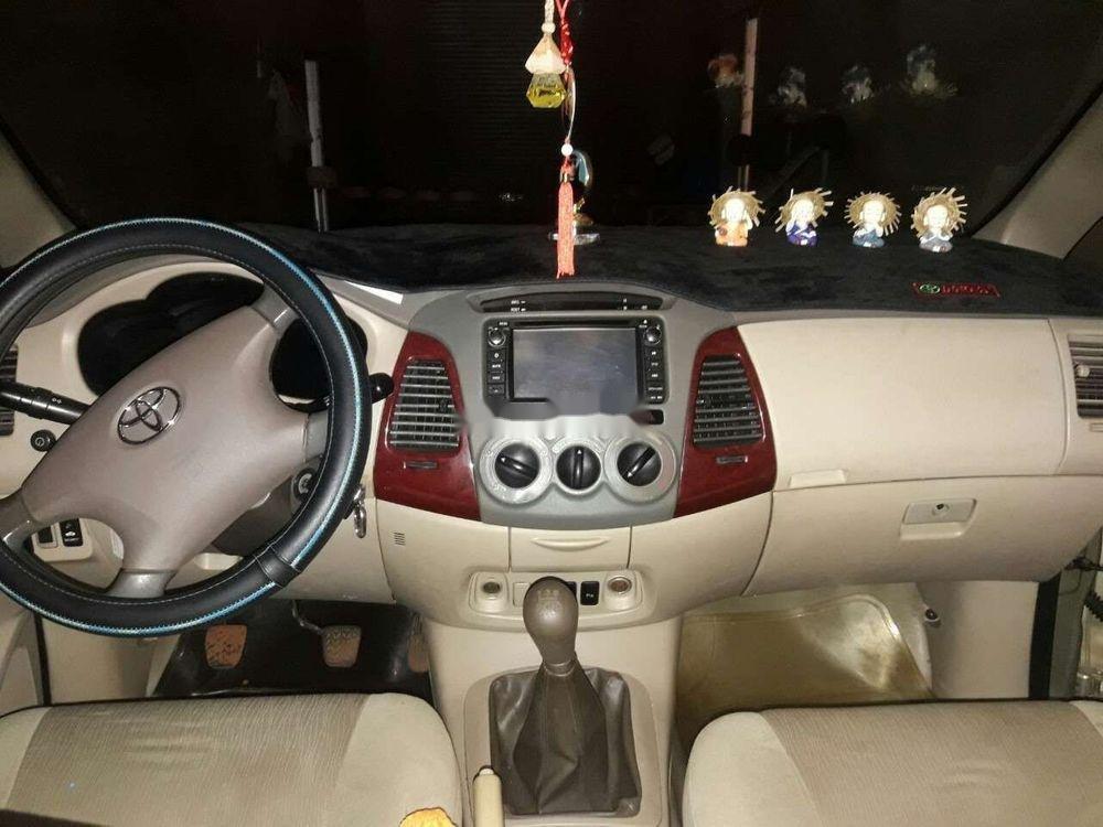 Bán Toyota Innova đời 2006, màu bạc, xe nhập, giá chỉ 285 triệu (2)