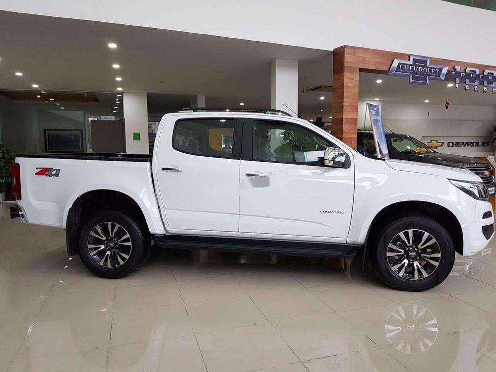 Bán xe Chevrolet Colorado sản xuất 2019, màu trắng, nhập khẩu nguyên chiếc  (5)