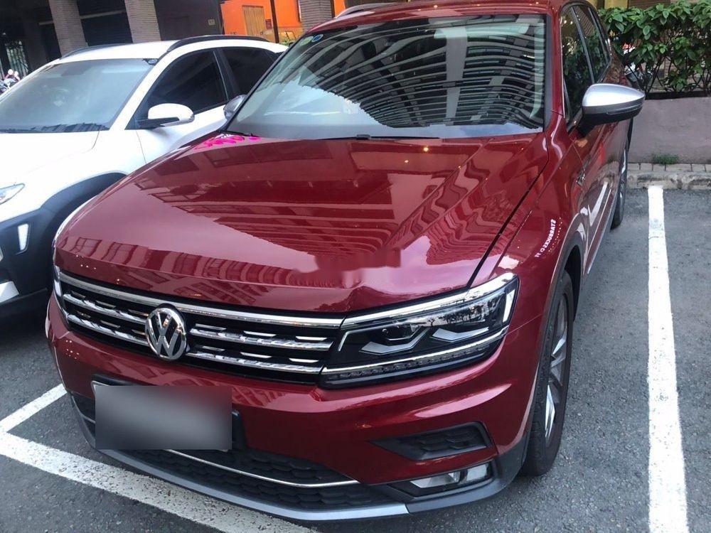 Bán xe Volkswagen Tiguan năm sản xuất 2018, nhập khẩu (2)