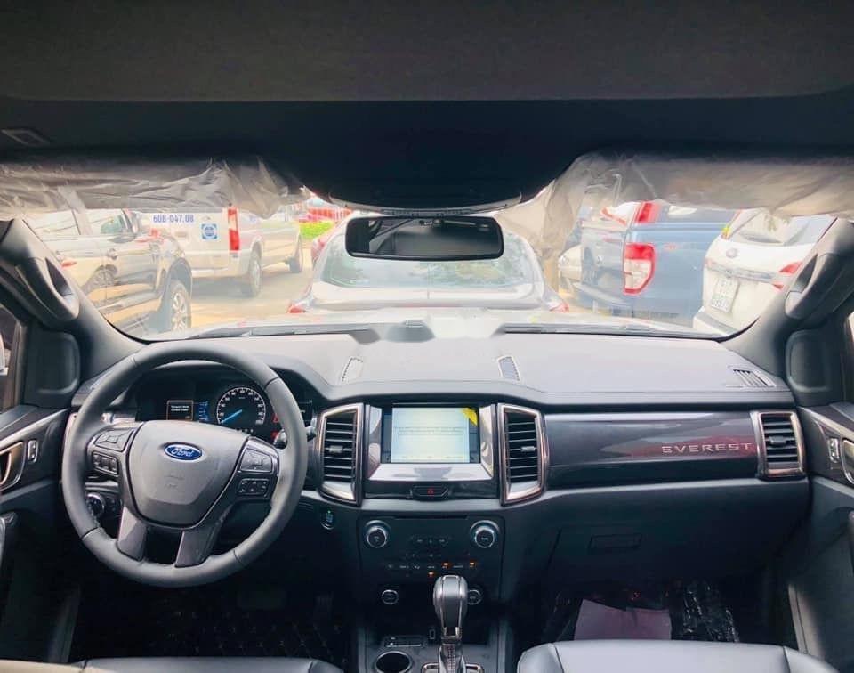 Bán Ford Everest năm sản xuất 2019, màu bạc, nhập khẩu  (5)