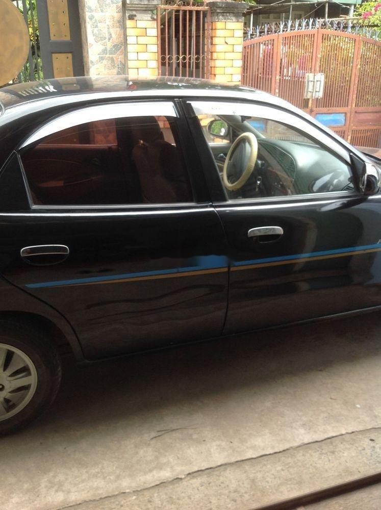 Bán Daewoo Nubira 2003, màu đen, nhập khẩu nguyên chiếc chính chủ, giá tốt (5)