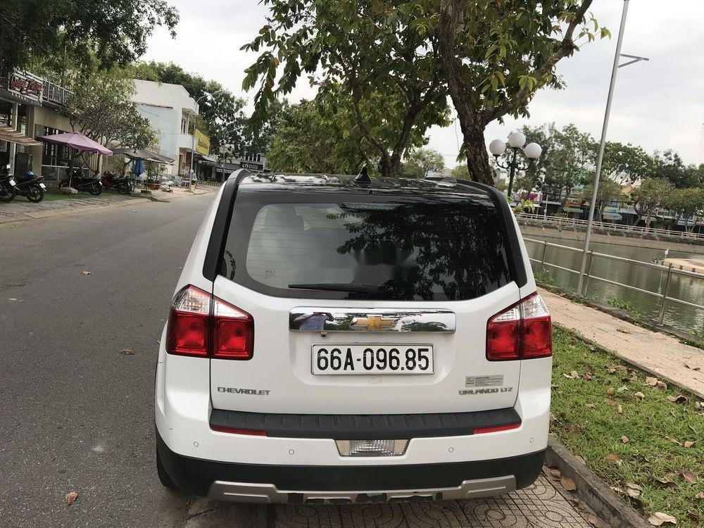 Cần bán Chevrolet Orlando LTZ 1.8 năm sản xuất 2018, màu trắng còn mới  (6)