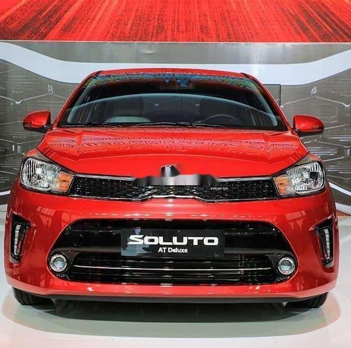 Bán Kia Soluto đời 2019, màu đỏ, xe nhập, giá tốt (1)