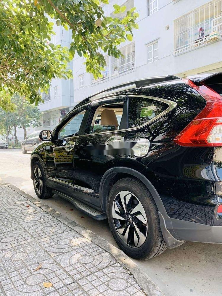 Bán xe cũ Honda CR V 2.4G sản xuất 2016, màu đen, 829tr (4)