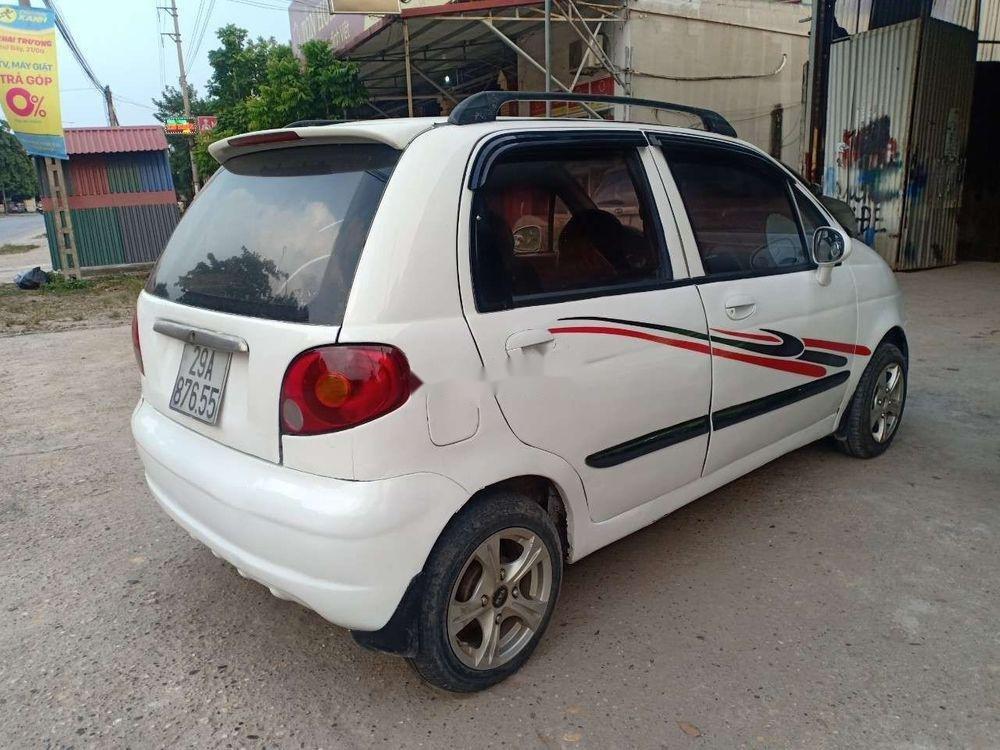 Bán ô tô Daewoo Matiz năm 2003, màu trắng (7)