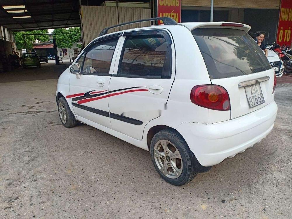 Bán ô tô Daewoo Matiz năm 2003, màu trắng (6)