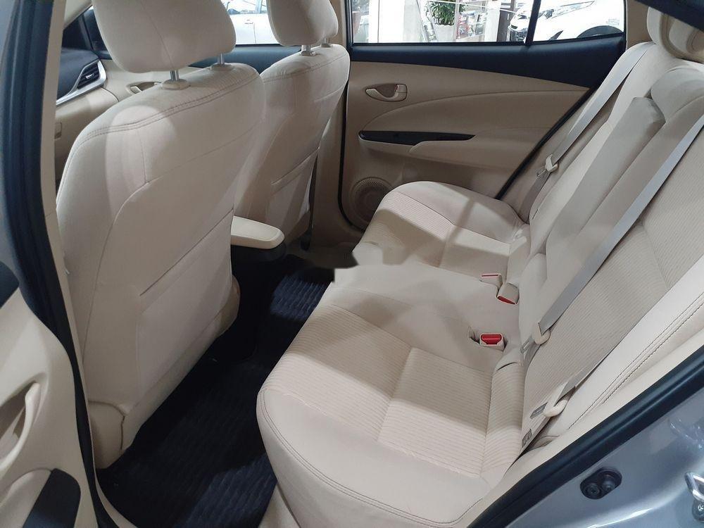 Bán xe Toyota Vios đời 2019, màu bạc, số tự động (6)