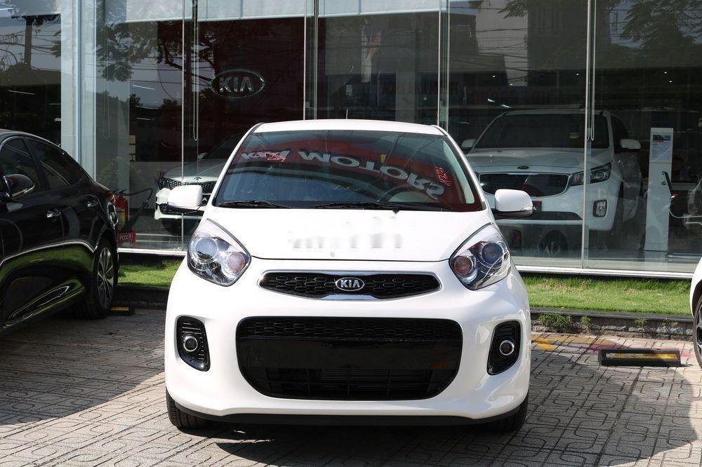 Cần bán xe Kia Morning năm sản xuất 2019, màu trắng (1)