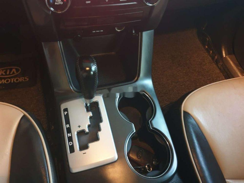 Bán Kia Sorento AT sản xuất 2012, màu đen xe gia đình, giá chỉ 498 triệu (8)