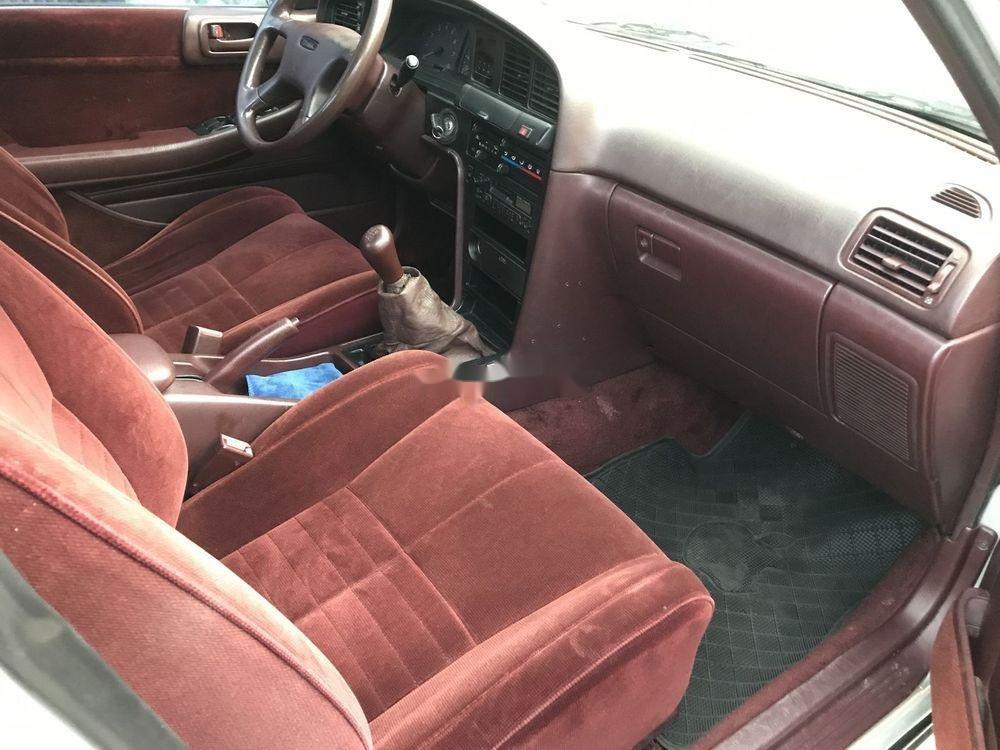 Bán xe cũ Toyota Cressida đời 1996, màu bạc, xe nhập (7)