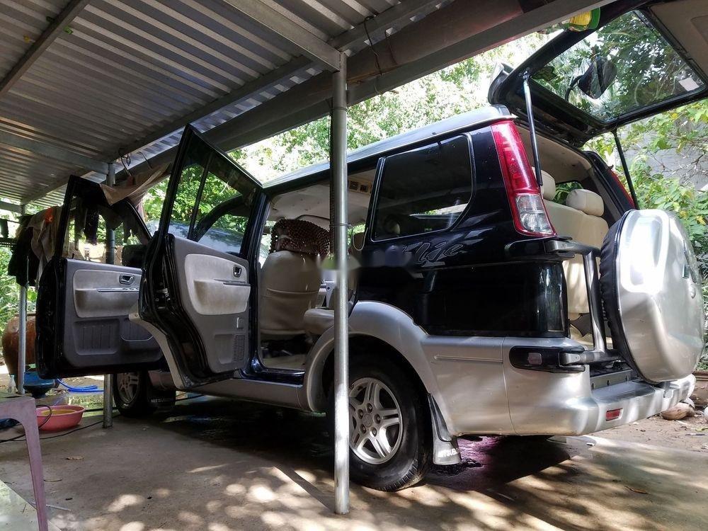 Bán xe Mitsubishi Jolie SS đời 2005, màu đen, nhập khẩu nguyên chiếc, giá tốt (4)