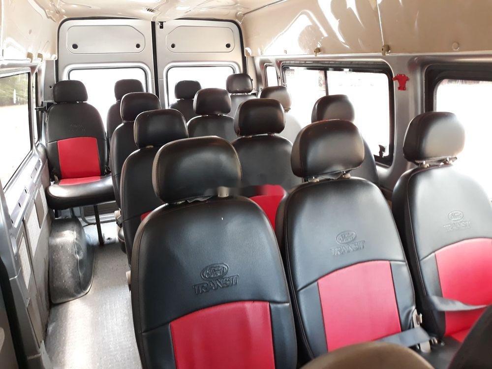 Bán xe Ford Transit đời 2013, màu bạc (3)