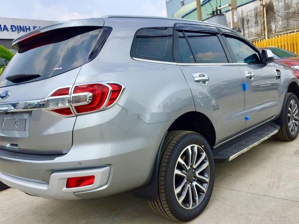 Bán Ford Everest năm sản xuất 2019, màu bạc, nhập khẩu  (4)