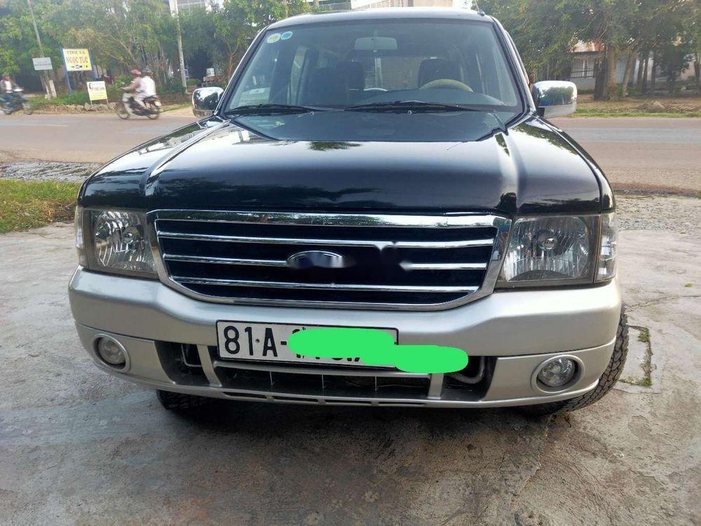 Cần bán Ford Everest đời 2006, nhập khẩu nguyên chiếc, giá cạnh tranh (1)
